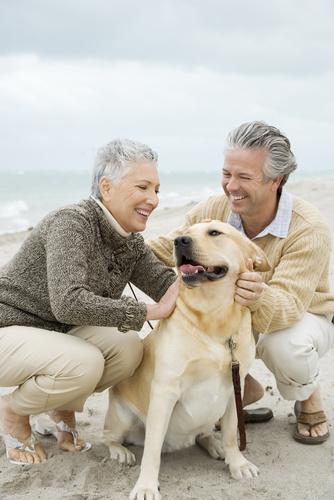 Dlaczego warto mieć psa w dojrzałym wieku?