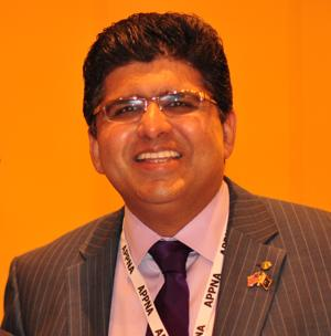Habib Ahmed Chotani : Immediate Past President