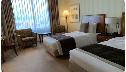 帝国ホテル大阪に子連れ宿泊!朝食ビュッフェとスヌーピーが最高!