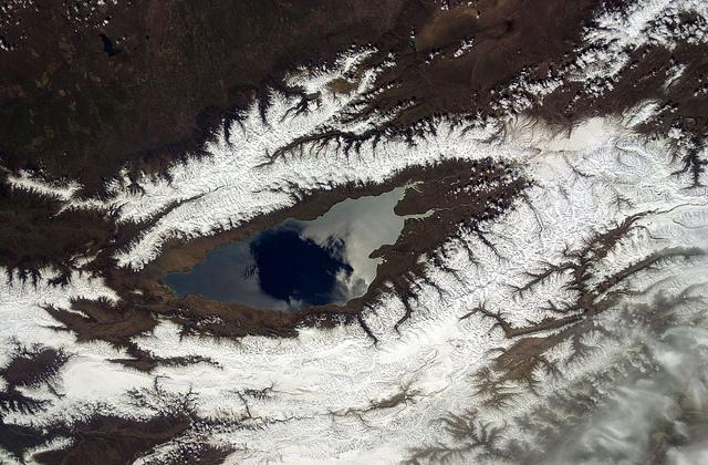 Issyk Kul Gölü
