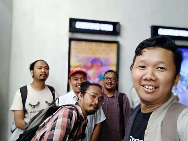 penonton film indonesia