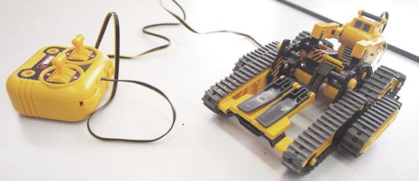 ロボットコース03
