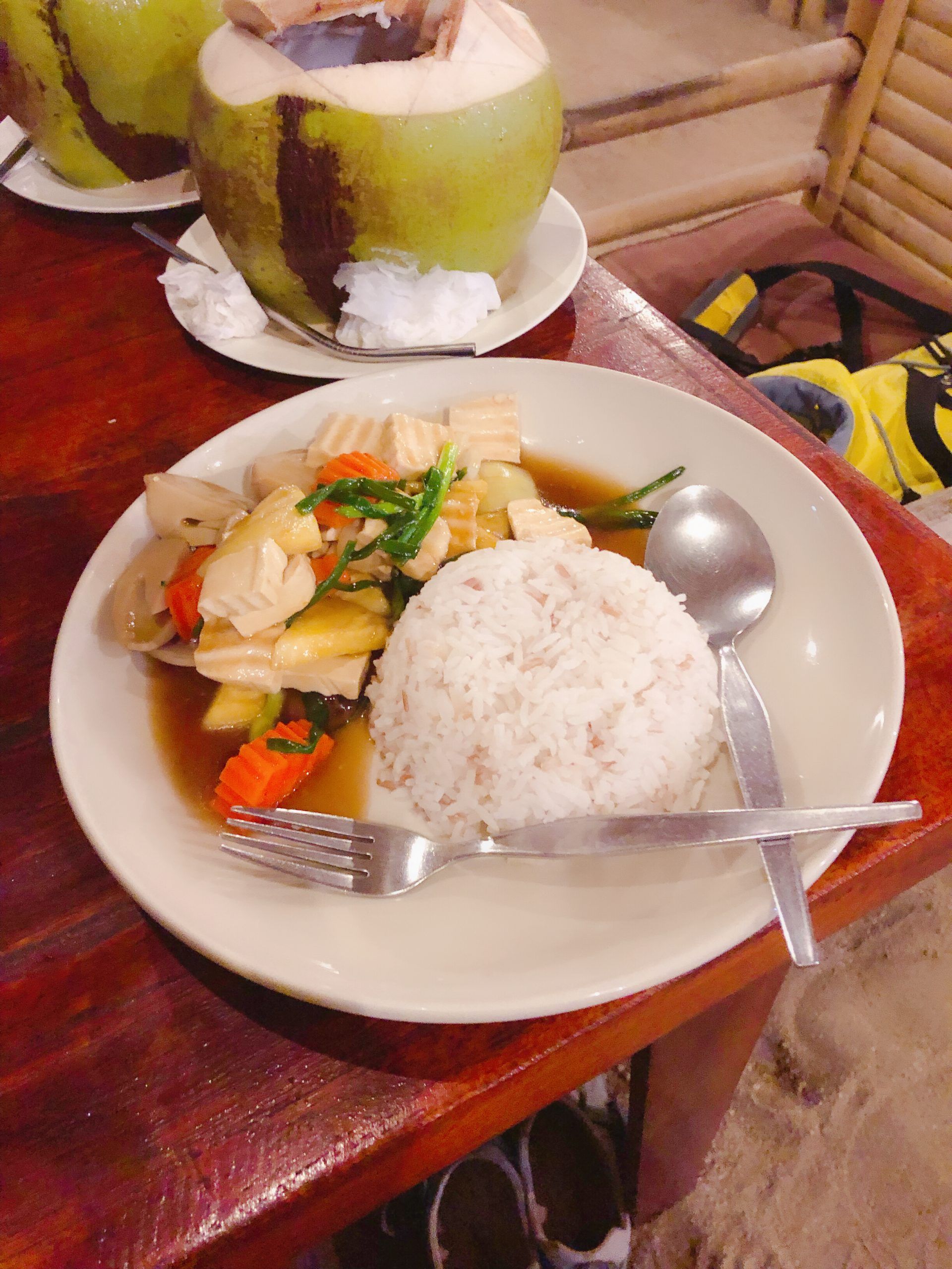 Blog: Vegan for a month in Thailand