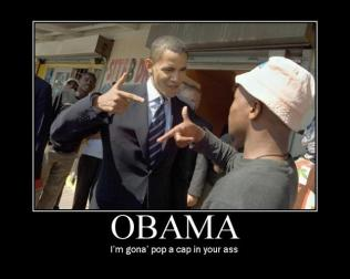 Obama (Motivator)
