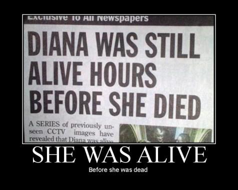 She Was Alive (Motivator)