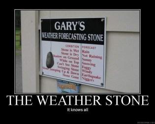 Weather Stone (Motivator)