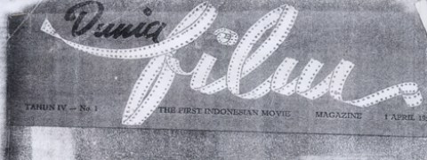 Dunia Film: The First Indonesian Movie Magazine