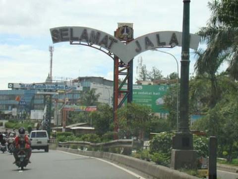 perbatasan Banten-Jakarta
