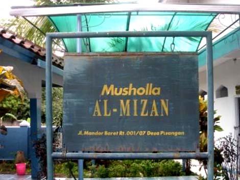 Musholla Al-Mizan