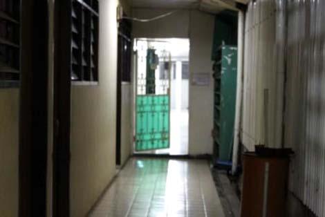 Pintu Masuk Masjid At-Tujar