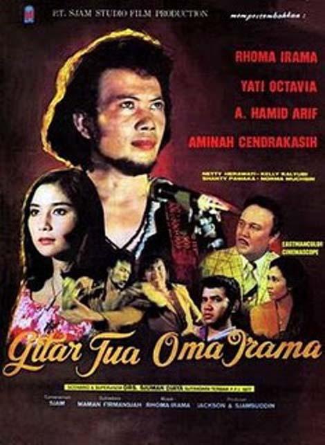 Film Gitar Tua, salah satu film yang digemari oleh penonton Misbar di Pemenang