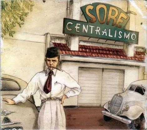 Cover Album Centralismo