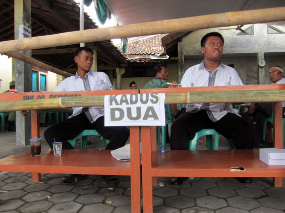The registration for KADUS two.