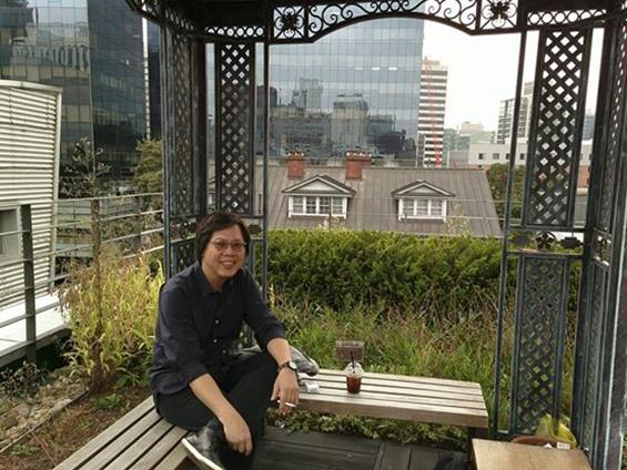 Park Chan-kyong, Direktur Artistik SeMA Biennale MEDIACITY SEOUL 2014.