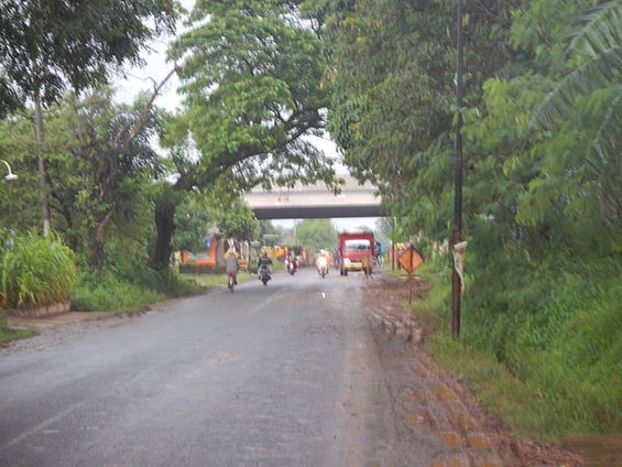 Terowongan Tol Cikampek - Palimanan, salah satu pembangunan yang berdampak bagi kehidupan warga di Majalengka.