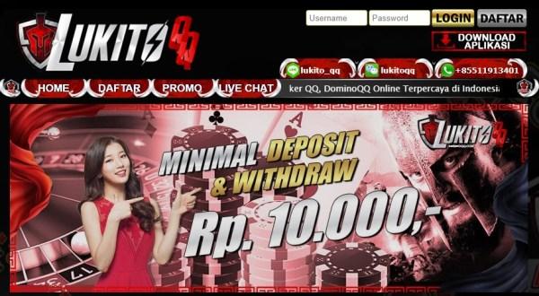 Cara Setor Dana Judi Online Domino Qq Situs Bandarq Pkv Games