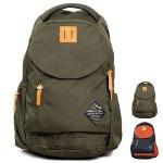 通勤やキャンプに最適な軽量なバックパック。ラップトップスリーブや収納