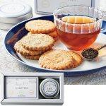 バターの香りが豊かなプレーン、紅茶葉が香るアールグレイ、キャラメルとミルクの味