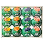 フルーツのおいしさを最大限に引き出したゼリーです。北海道産のメロン果汁を使用