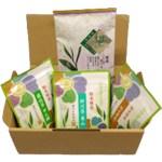 牧之原地域ブランド「望」は、味・香り・水色(すいしょく)ともに良い高品質のお茶