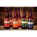 コンテストで入賞した人気のビール★ハーベストの丘地ビール 4種 6本セット