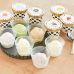 大内山酪農がお届けする練乳と生クリームを使用アイスクリーム6種詰め合わせ。