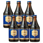 ベルギービールの芸術品と称されて、シメイビールの中でも最高峰を誇る1本。