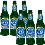 トルコを代表するビールブランド。苦みが少なくスッキリした飲み口で、女性にも人気