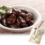 香ばしく炒ったそら豆を砂糖としょう油のたれに漬け込んだ香川の郷土料理です。