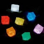 7色の光が楽しい★キャリー・ザ・サン RAINBOW ソーラー充電式ライト M