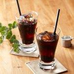 ブラジル・アリアンサ農園産豆(アラビカ種)を100%使用したアイスコーヒー。