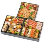 日本の料理界をけん引していく3人のシェフが思いを一つにして仕上げたおせち