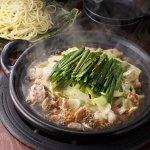博多の料亭「博多華味鶏」のオリジナルもつ鍋セットです。税込5,832円