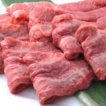 黒毛和牛ホホ肉?ホホは主に煮込み料理などで使われる食材