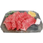 4等級以上の「飛騨牛」。極め細かい肉質の香ばしくジューシーな旨味をご賞味ください。