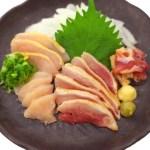 鶏肉とは思えない食感で、新鮮で旨味の濃い美味しさが口いっぱいに広がります。