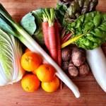 徳島県阿波市【ゼロエネルギーCO2フリー】自然農野菜セット【Lサイズ】
