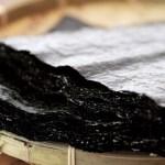無添加の焼海苔 全形60枚(アルミパッケージ10枚入りx6袋) 1枚は約20㎝x20㎝