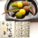 夏目漱石の小説「坊っちゃん」に因んで作られた四国道後銘菓です。