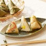 「こがねもち米」だけを原料に、具材も人気の蟹、海老、塩引鮭を詰合せ