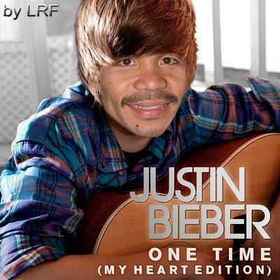 MEME Justin Bieber
