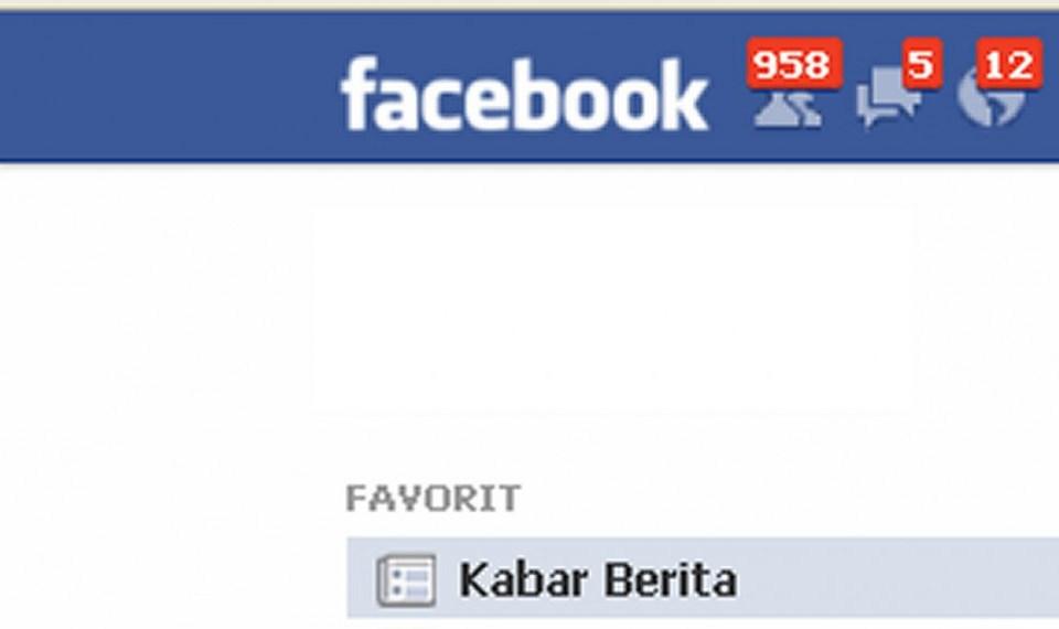 Permintaan Pertemanan Facebook