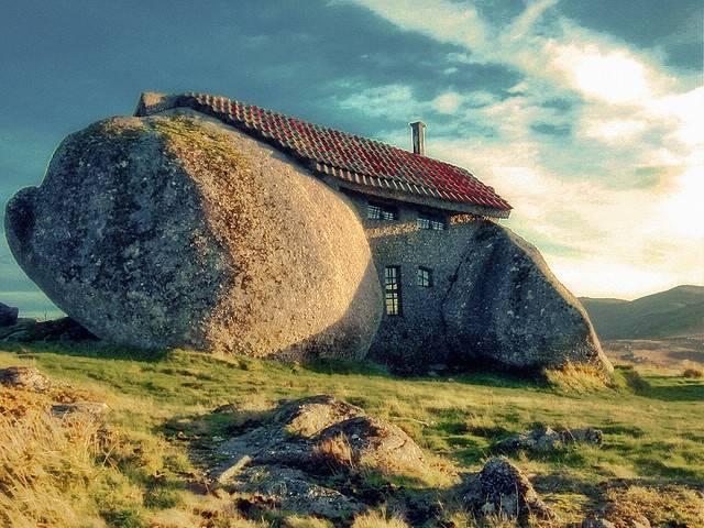 Stone House, Portugal.