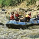 Rafting Progo Team 3