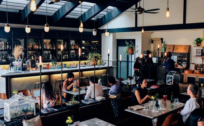 Rooftop Restoran Romantis di Jakarta