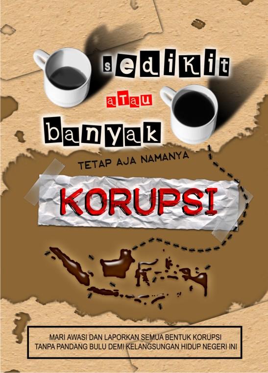 Pendidikan Karakter untuk Mengatasi Korupsi  pelangikata