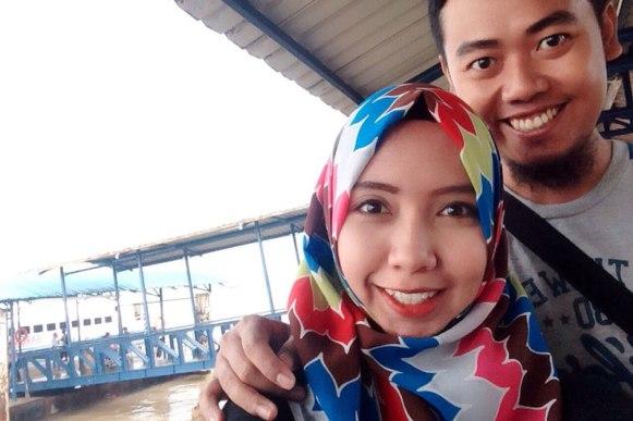 Di Pelabuhan Punggur