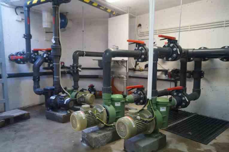 technologia technologie fontanny budowa baseny serwis szczecin świnoujście kołobrzeg