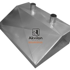 Kitchen Chimney Without Exhaust Pipe Stainless Steel Outdoor Doors Professional Hoods With Filters. ...