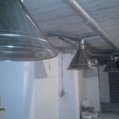 Kitchen Chimney Without Exhaust Pipe Cabinet Top Decor Professional Hoods With Filters. ...